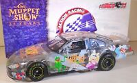 2002 Action 1/24 The Muppets Show 25th Anniversary Clear Event Car NASCAR Dodge