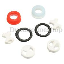 8PCS Ceramic Disc & Silicon Washer Insert Turn 1/2