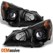 2010 2011 2012 Subaru Legacy | Outback Black Projector Headlights Replacement