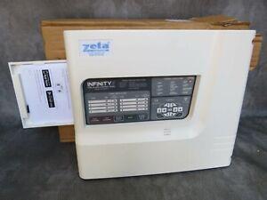 ZETA INFINITY 8 FIRE ALARM CONTROL PANEL -8 ZONES