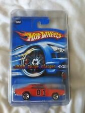Hot Wheels CUSTOM '69 DODGE CHARGER General Lee The Dukes of Hazzard