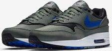 Nike Air Max 1 ONE Neu Premium Gr:39 US:6,5 Command 90 97 mesh grau-blau Logo 93