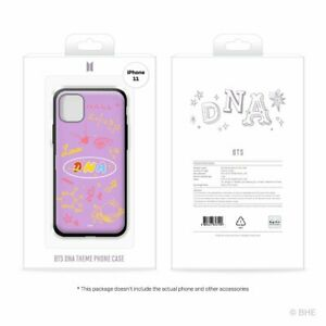 BTS Officially Licensed Apple iPhone 11 Cases - FREE SHIPPING, US SELLER
