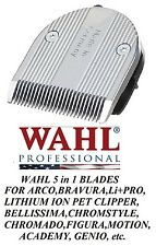Wahl Moser FINE 5 in 1 Blade for FIGURA,Bravura,ARCO,CHROMADO,Li+PRO Clipper*NEW