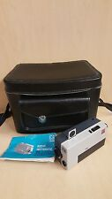 Vintage Kodak Instamatic M4 Movie Camera with Carrying Case and Manual