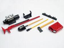 1/10 Scale RC Rock Crawler Accessory Decor Tool Set for Wraith D90 D110 SCX10