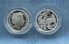 2013 Silver Proof $1 Kangaroo Coin ex fine silver set ..