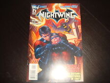 NIGHTWING #4  New 52 1st Print  DC Comics 2012 NM
