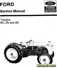 Fordson Tractor Manuals & Publications
