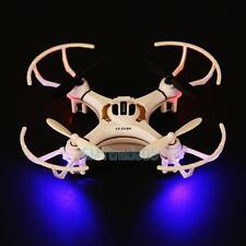 4-Ch 4 Axis 2.4G Nano RC Quadcopter Small Quad Mini Drone UFO Helicopter RTF New