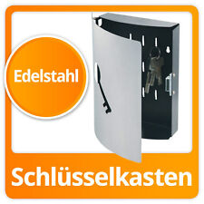 schl sselbretter aus edelstahl ebay. Black Bedroom Furniture Sets. Home Design Ideas