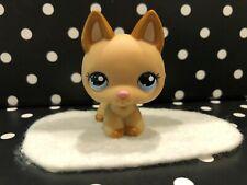 AUTHENTIC LITTLEST PET SHOP DOG/PUPPY # 2196 ADVENT CALENDER GERMAN SHEPHERD