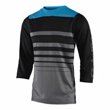 Maglie da ciclismo nero Troy Lee Designs maglia