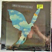 "The Rascals – ""See"" - 1969 Atlantic #SD 8246 Classic Rock vinyl LP - EX/EX"