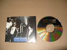 Gary Moore Oh Pretty Woman 1990 -3 Track Single cd + Inlay Ex+ Condition (C25)
