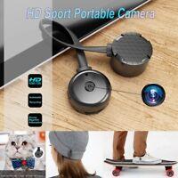 Mini 1080P Spy Hidden Camera Magnetic Pet DVR Outdoor Sports Video Recorder Cam