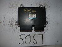 2011 11 MITSUBISHI OUTLANDER COMPUTER BRAIN ENGINE CONTROL ECU ECM MODULE