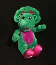 Barney and Friends Plush Baby Bop w/ Removeable Soundbox Sings Wagon Song