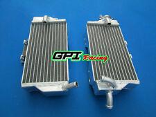 Aluminum radiator FOR Honda CR125 CR125R CR 125 R CR 125  2005 2006 2007