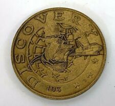 NASA STS-133 Discovery Coin