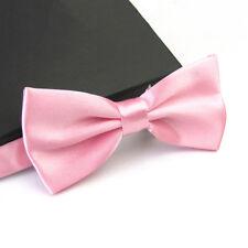 Ropa Formal Caballero Hombre Comercial Color Puro Negocio Boda Pajarita Necktie