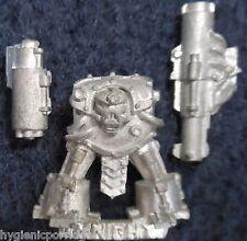1994 épica Guardia Imperial Warhammer espacio Marina Caballero Castellan ciudadela 40K GW