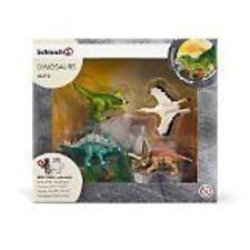 Spielsets mit Original-Verpackung (ungeöffnet) und Velociraptor-Spielfiguren