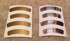 DJI Phantom 1 , 2 ,3 & Vision Gold or Silver Sticker Pack ......... 1 Set