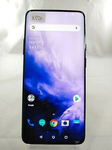 "OnePlus 7 Pro GM1917 256GB AT&T GSM Unlocked Dual SIM 6.6"" Smartphone X520"