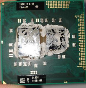 CPU Intel  Core i5-460M Prozessor SLBZW