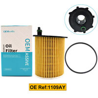 Genuine Oil Filter For Peugeot 107 206 207 307 308 407 508 Partner 1.4HDi 1.6HDi