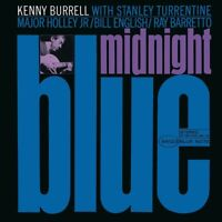 KENNY BURRELL - MIDNIGHT BLUE (REM. LTD. EDT. + DL-CODE)  VINYL LP NEU