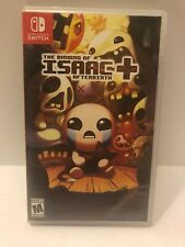 Binding of Isaac: Afterbirth+ (Nintendo Switch) Launch Cover Edition