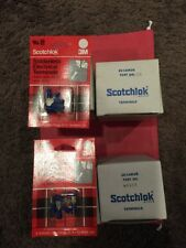 260 items Scotchlok 3M Soldreless Terimals 60827/60828 Male/Female Quick-Slide