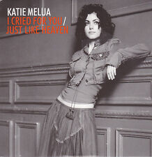 Katie Melua-I Cried For You cd single