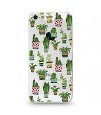 Coque Iphone 7 Iphone 8 Cactus Tropical Exotique Aztec Vert Fleur