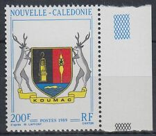 Neukaledonien New Caledonia 1989 ** Mi.843 Wappen Crest Coat of arms [sq7378]