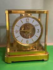Jaeger LeCoultre Atmos Clock Model 519 Sn 58227 15 jewels Working No Reserve