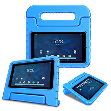 For Onn 7'' Tablet Shockproof Case Kids Friendly Convertible Handle Stand Cover