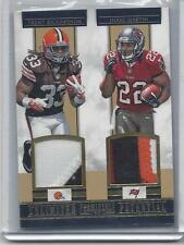 DOUG MARTIN TRENT RICHARDSON 12 PROMINENCE UNLIMITED POTENTIAL 6 CLR PATCH RC 49