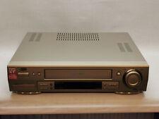 JVC S-VHS Super VHS SVHS Videorekorder HR-S6700 in Champagner ohne Fernbedienung