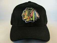 Chicago Blackhawks NHL Vintage Flex Hat Cap Size S/M American Needle