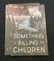 BOOM STUDIOS SOMETHING IS KILLING CHILDREN #7 2nd PRINT 2020