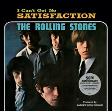 """Rolling Stones - I Can't Get No Satisfaction, NEW 50th anniversary 12"""" vinyl"""