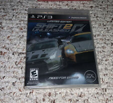 Need For Speed Shift 2 Unleashed Limited Edition (Playstation 3 PS3) Brand New