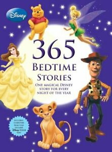 Disney 365 Bedtime Stories by Disney Hardback Book The Cheap Fast Free Post