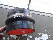 "Vibrant Performance Air Intake Coupler 4.0"" ID 2736 Hot Rod Universal Black New"