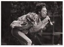 THE ROLLING STONES MICK JAGGER PHOTO 1982 HUGE VINTAGE UNIQUE IMAGE UNRELEASED