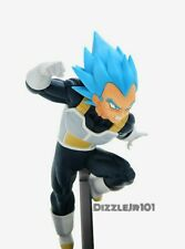 """Dragonball Super Z Vegeta Blue Action Figure 8"""" Ultimate Soldiers"""