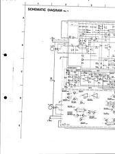 Onkyo Service Schaltplan für M 5090